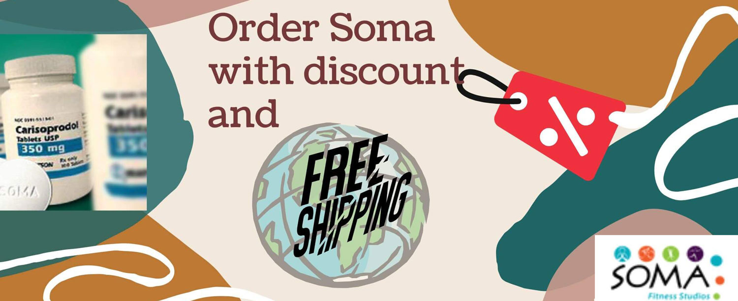 Order Soma with discount and free global shipping/